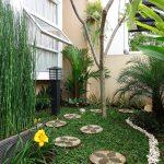 Desain Taman Minimalis Depan Rumah