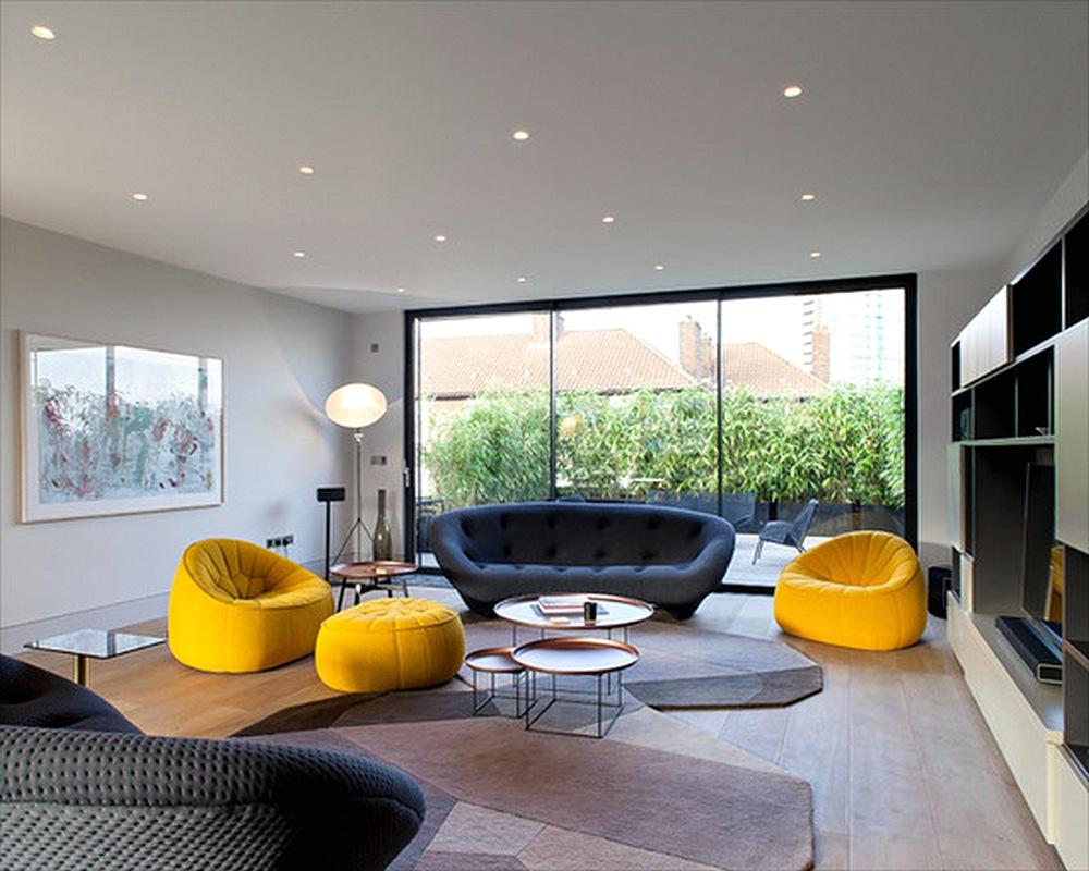 Desain Dan Model Sofa Ruang Tamu Kecil Elegan Unik Terbaru