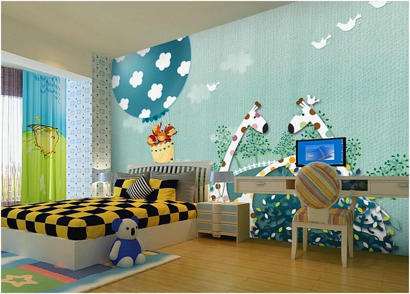 Desain Kreatif Hiasan Dinding Kamar Tidur