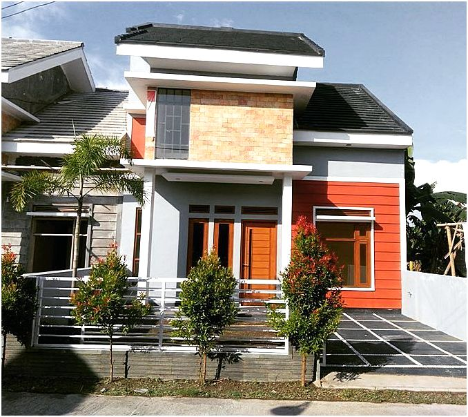 Desain Rumah Minimalis Gaya Belanda  desain rumah minimalis jaman dulu 2020 rumah minimalis modern