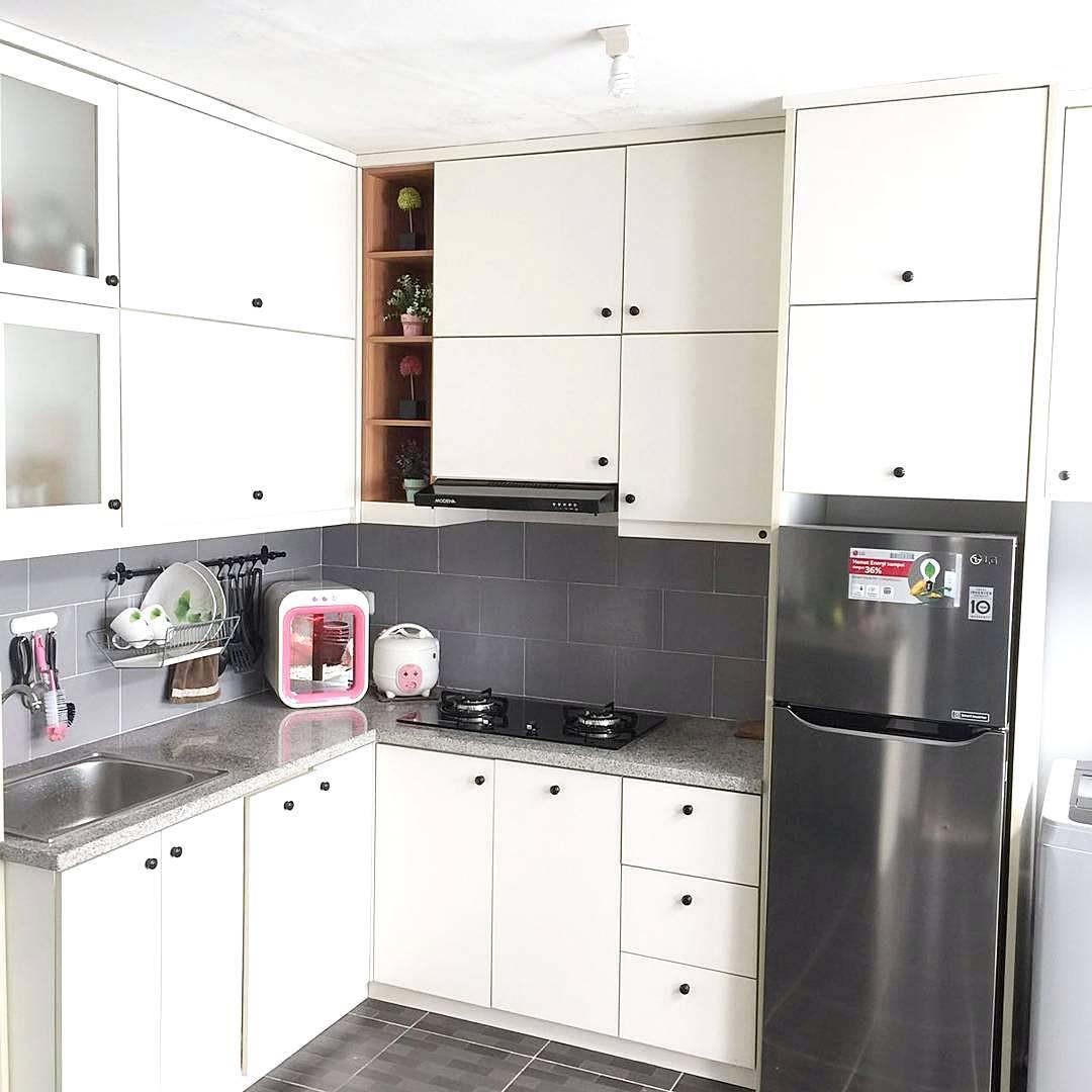 95 Kitchen Set Minimalis Sederhana Modern Terbaru 2018