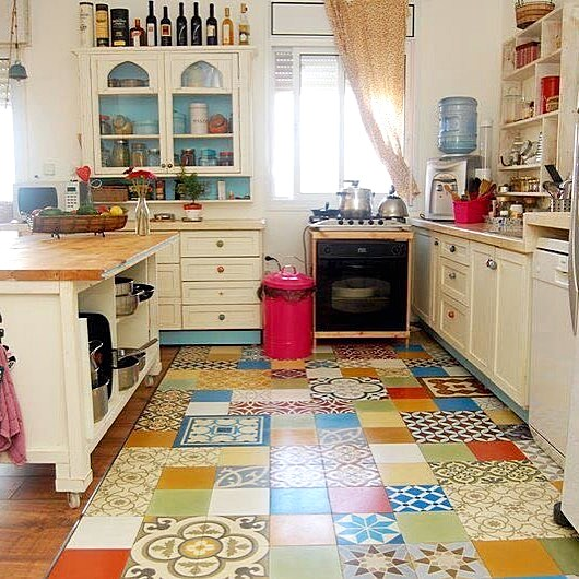Gambar Kitchen Set Minimalis Sederhana Keramik Cantik