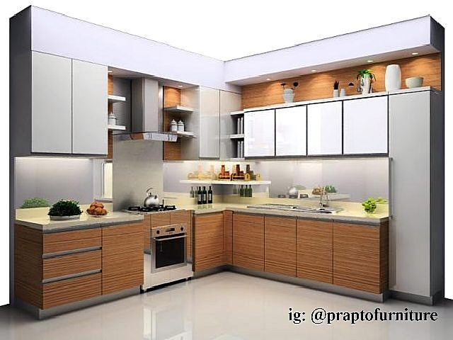 design kitchen set modern 95 kitchen set minimalis sederhana modern terbaru dekor 224