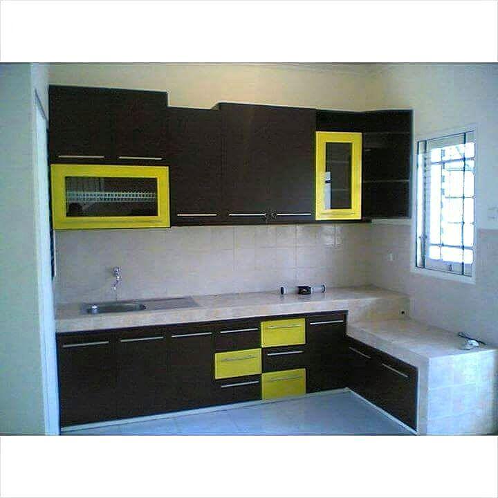 Gambar Kitchen Set Terbaru