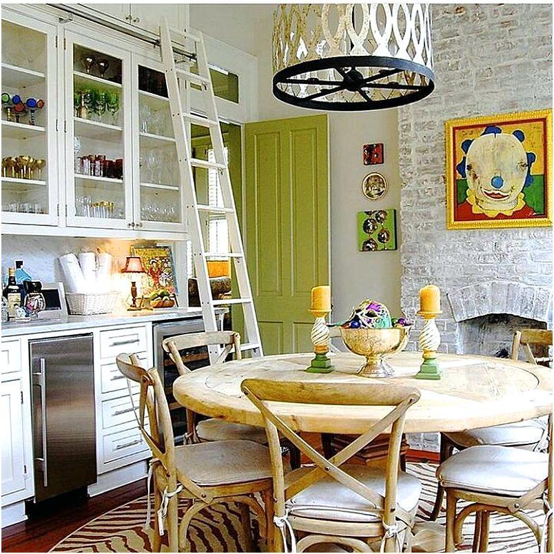 Gambar Desain Dapur Dan Ruang Makan Terbuka