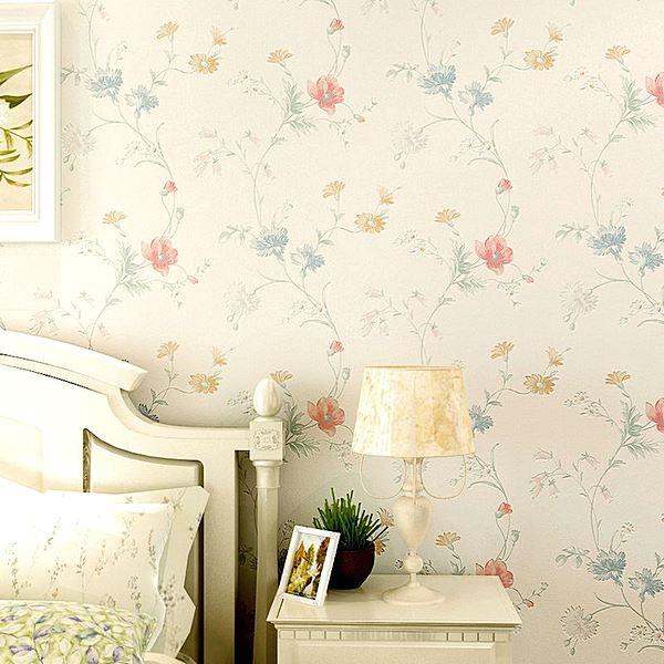 Hiasan Kamar Tidur Dengan Wallpaper