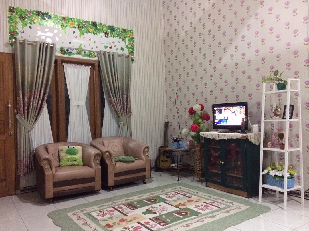 Hiasan Kamar Dengan Wallpaper