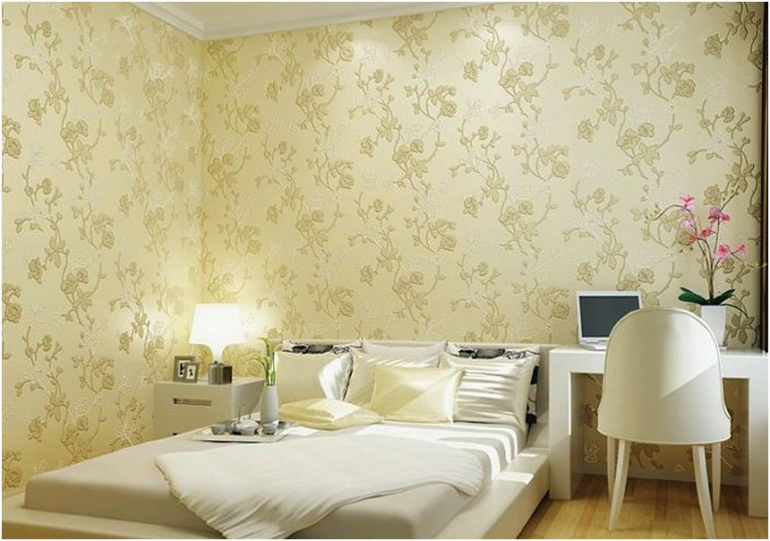 Hiasan Dinding Kamar Tidur Yang Modern