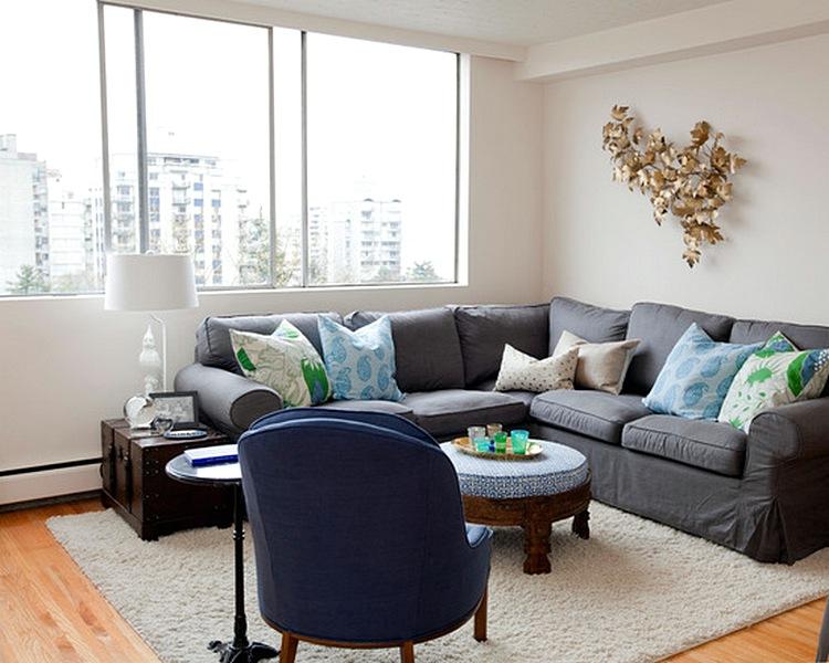 Ide Model Desain Sofa Ruang Tamu Kecil Elegan Unik Terbaru
