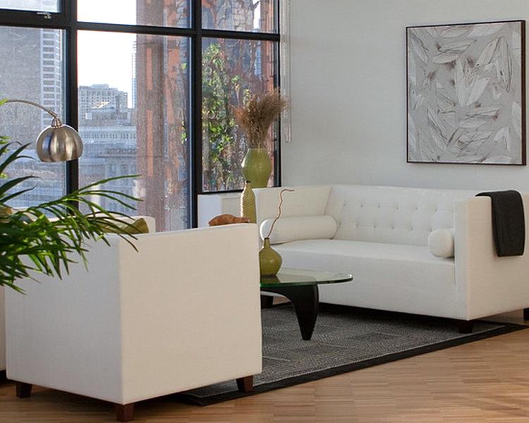Ide Model Sofa Ruang Tamu Kecil Elegan Unik Terbaru
