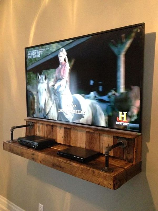 Ide Rak Tv Minimalis Modern Unik Terbaru