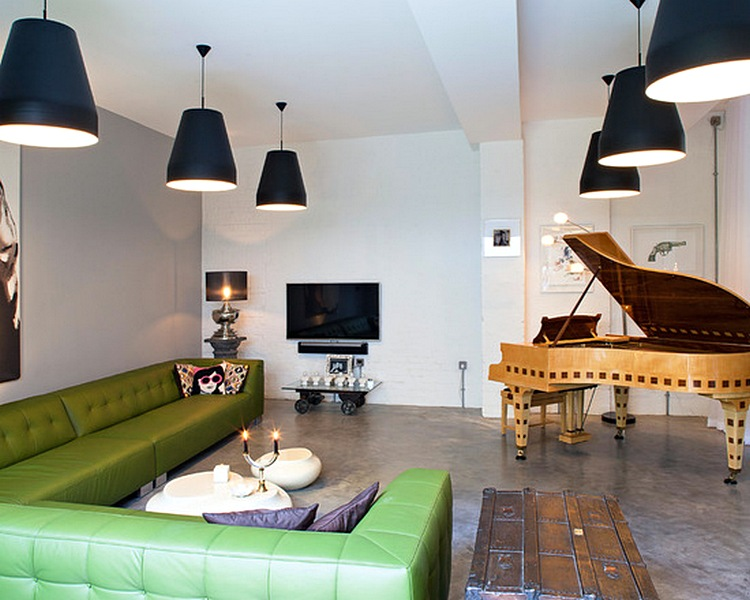 Istimewa Model Desain Sofa Ruang Tamu Kecil Elegan Unik Terbaru