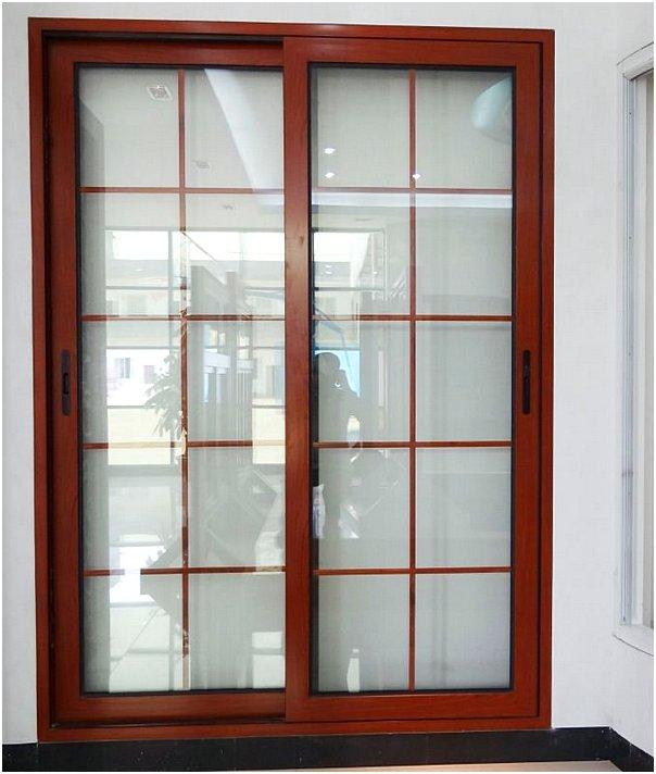 Jendela Mewah Rumah Minimalis Bahan Kayu Bisa Juga Alumunium