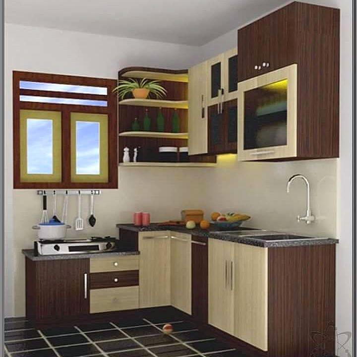 95 kitchen set minimalis sederhana modern terbaru dekor for Kitchen set bagus