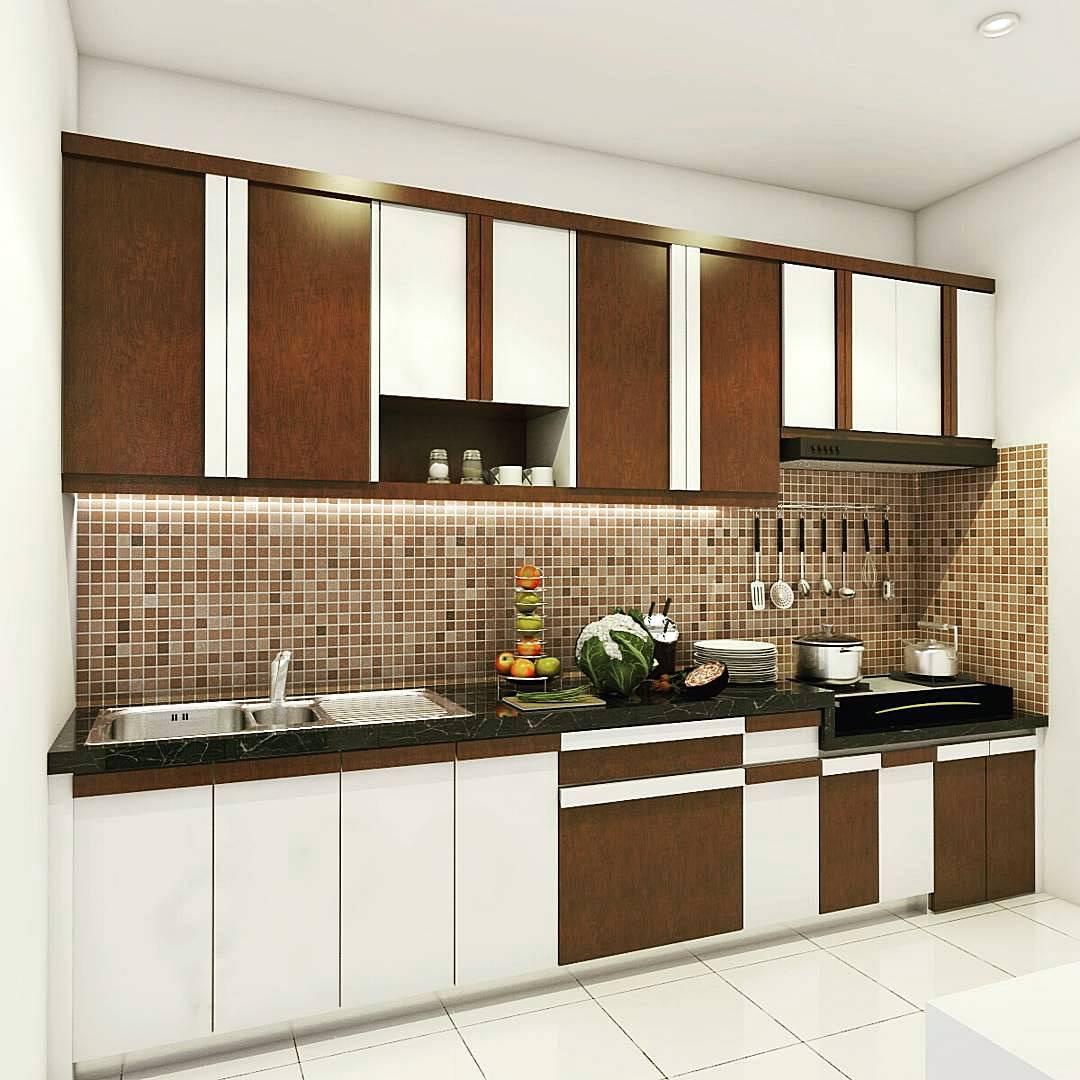 95 Kitchen Set Minimalis Sederhana Modern Terbaru   Dekor ...