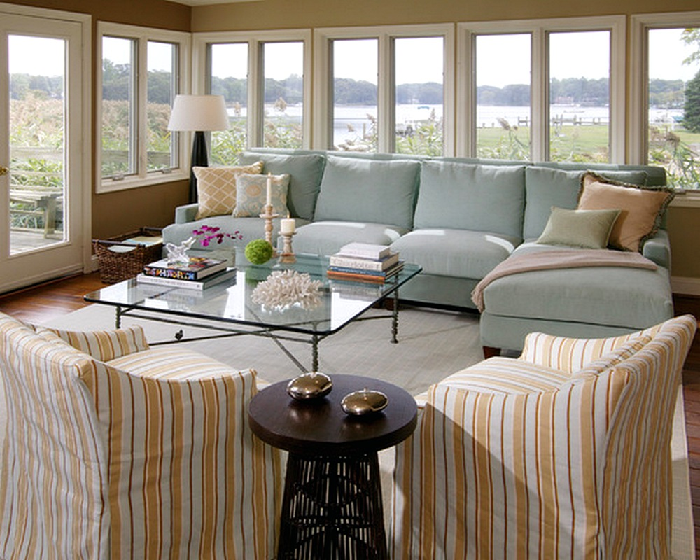 Model Desain Sofa Ruang Tamu Kecil Minimalis Unik