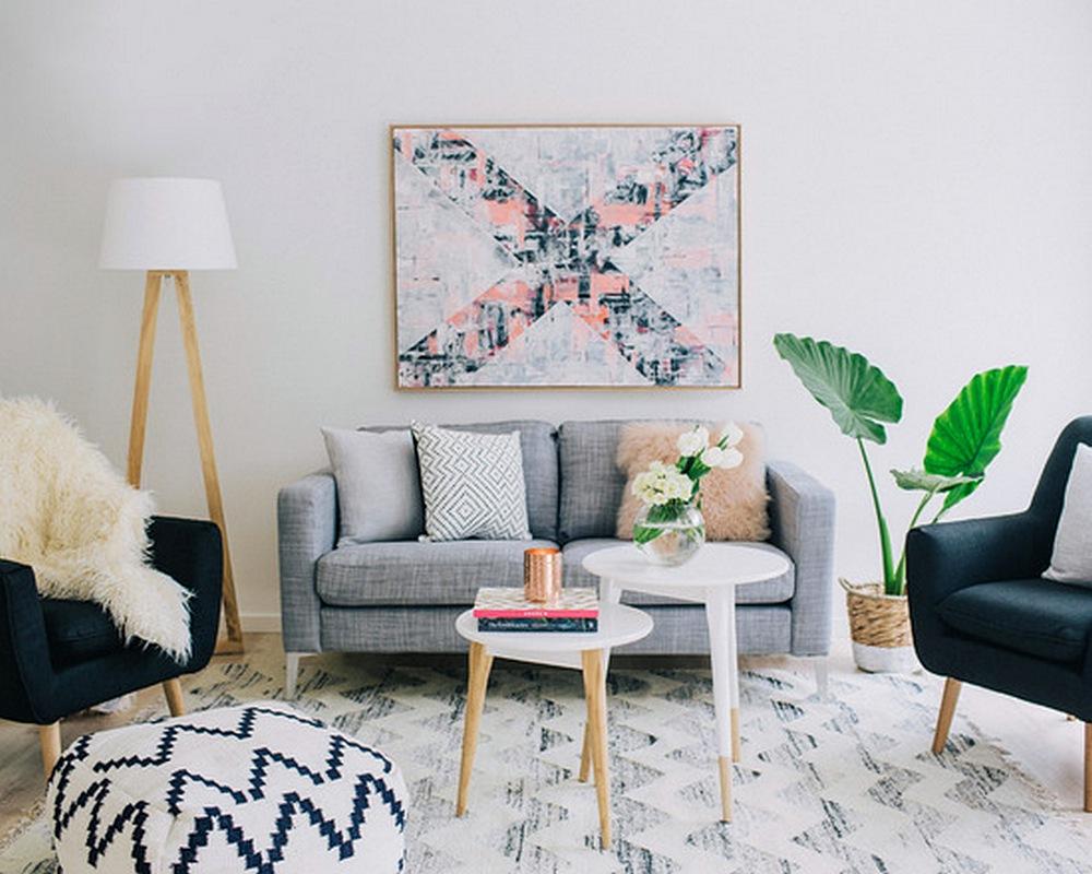 Model Desain Sofa Ruang Tamu Minimalis