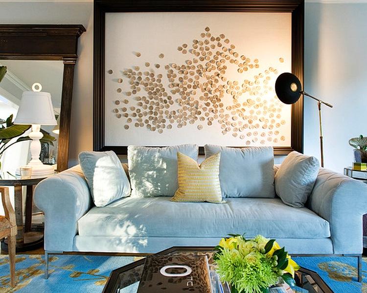 Model Desain Sofa Unik Ruang Tamu Kecil Minimalis Elegan