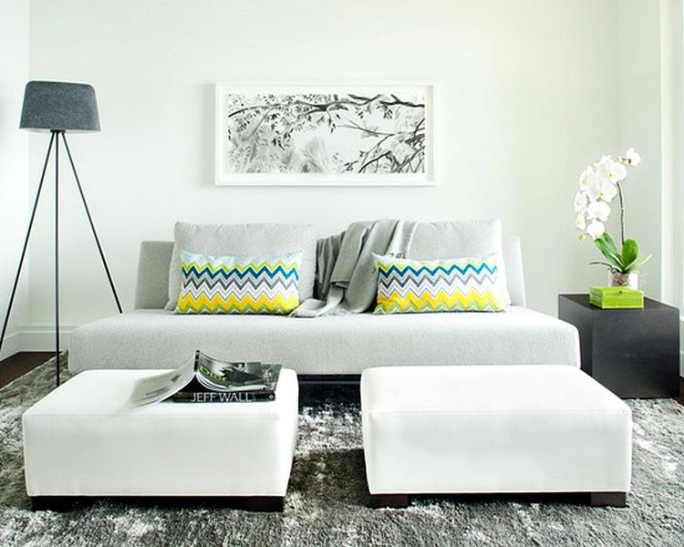 Model Desain Sofa Unik Ruang Tamu Kecil Minimalis