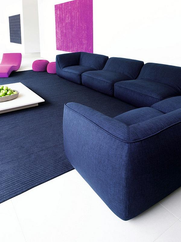 Model Desain Sofa Unik Untuk Ruang Tamu Kecil Minimalis
