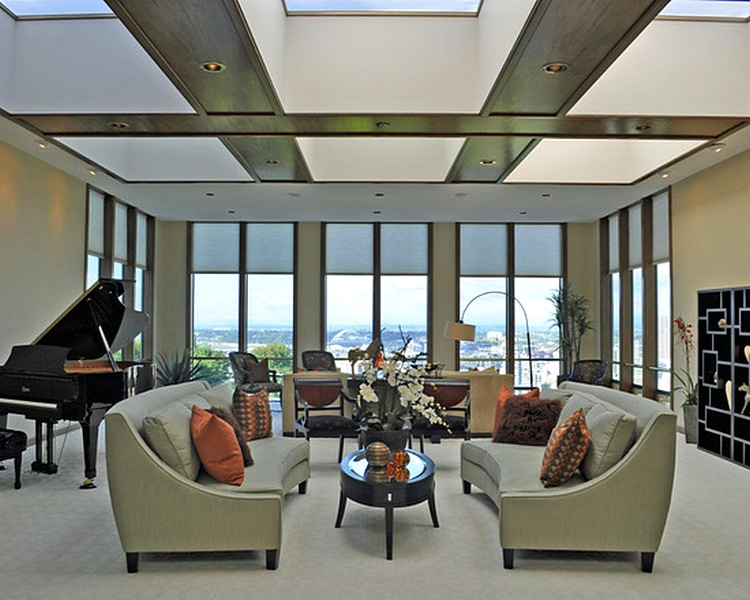 Model Desain Sofa Untuk Ruang Tamu Kecil Elegan Unik Terbaru