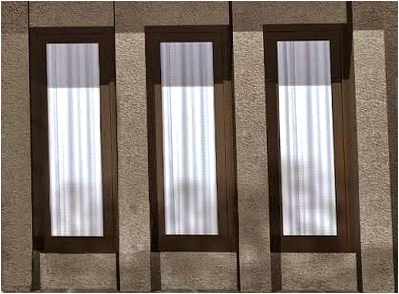 Model Jendela Minimalis Rumah Bagian Depan Bahan Kayu