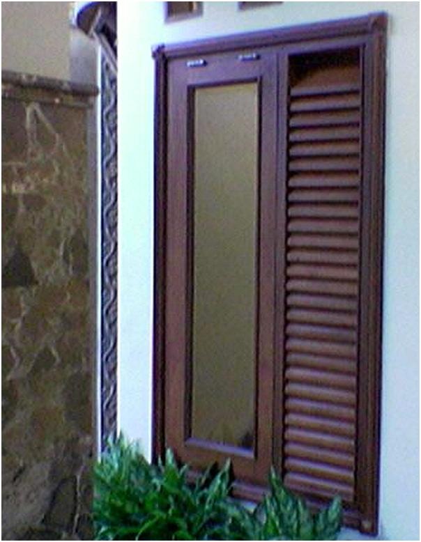 Model Jendela Rumah Minimalis Bagian Depan