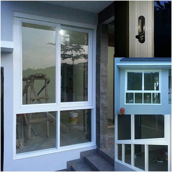 Model Jendela Sliding Lucaso Rumah Minimalis Modern Mewah