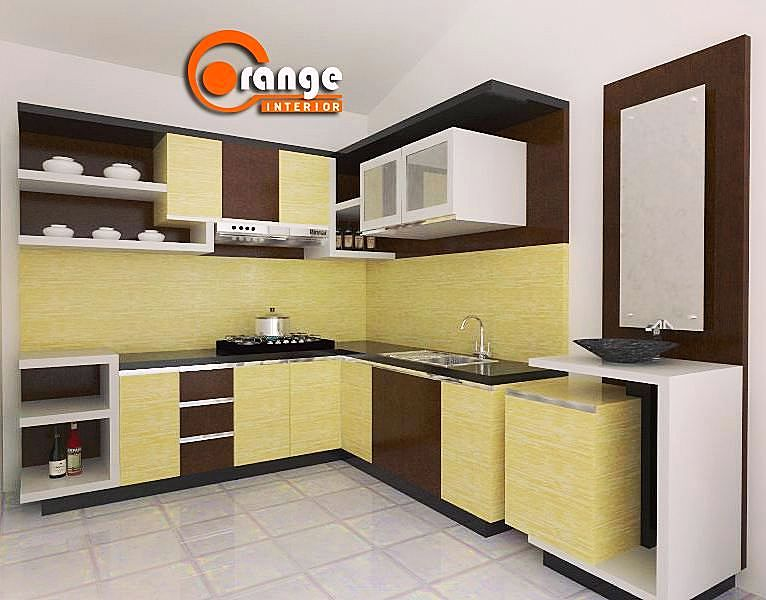Warna Kitchen Set Get Home Inteiror House Design Inspiration