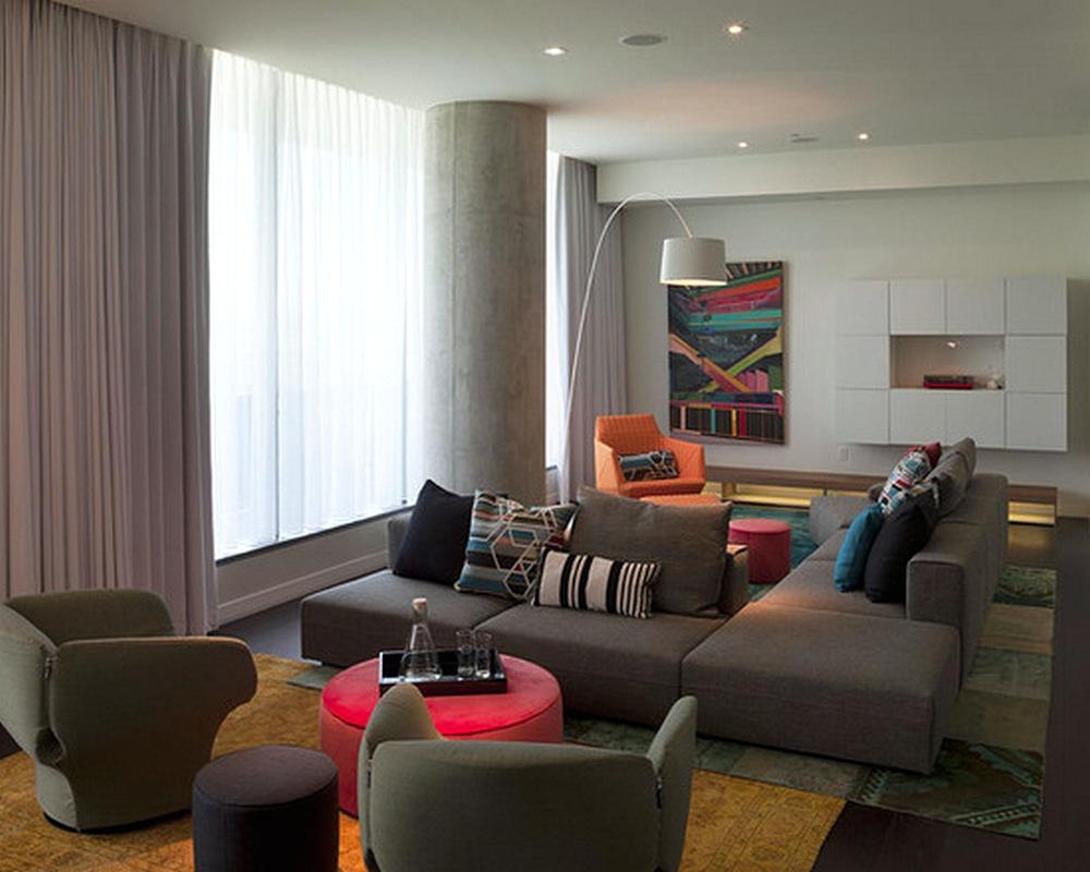 Model Sofa Minimalis Untuk Ruangan Kecil