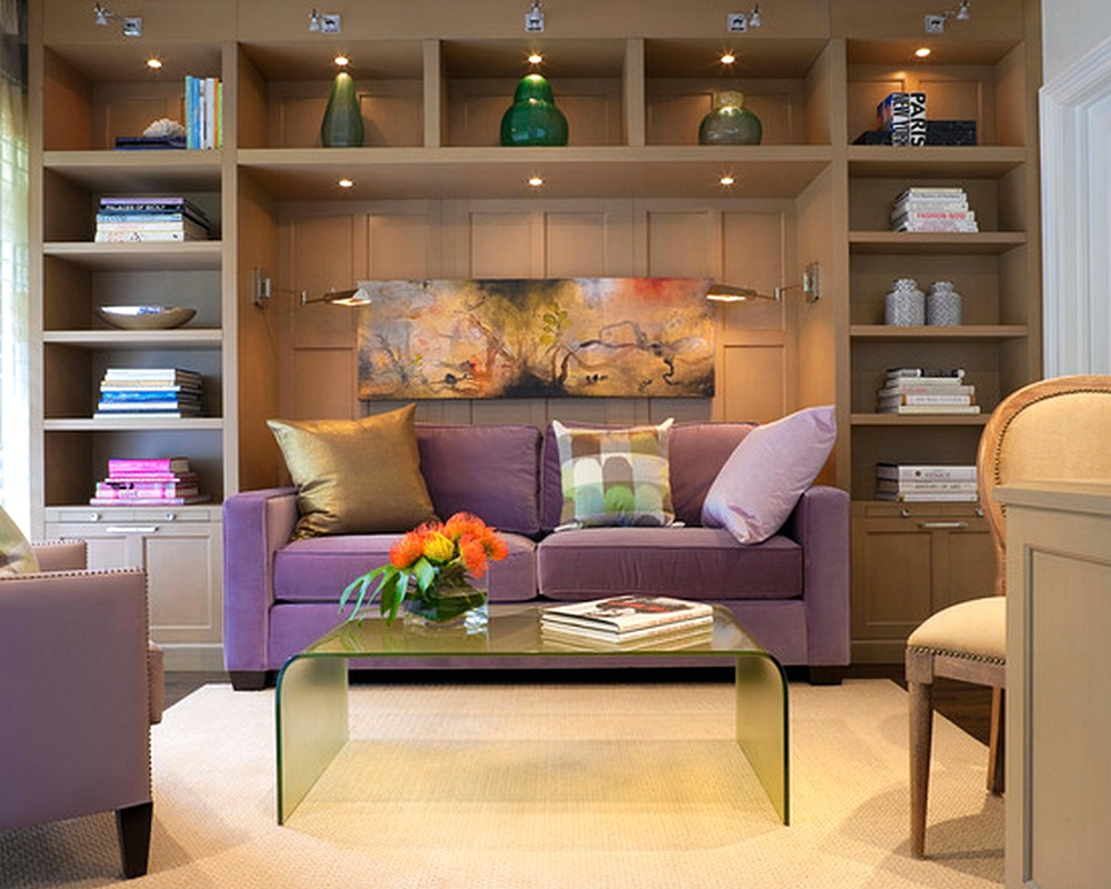 Model Sofa Ruang Tamu Kecil Elegan Unik Terbaru