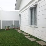Model Taman Minimalis Belakang Rumah