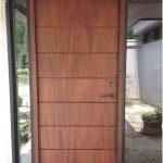 Model pintu utama rumah minimalis terlengkap
