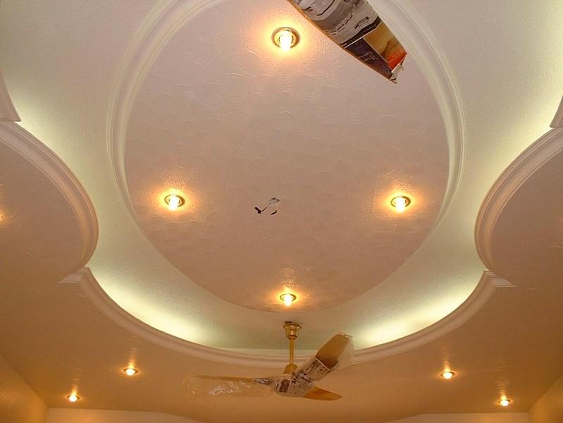 Model Plafon Ruang Tamu Sederhana Elegan Mungil