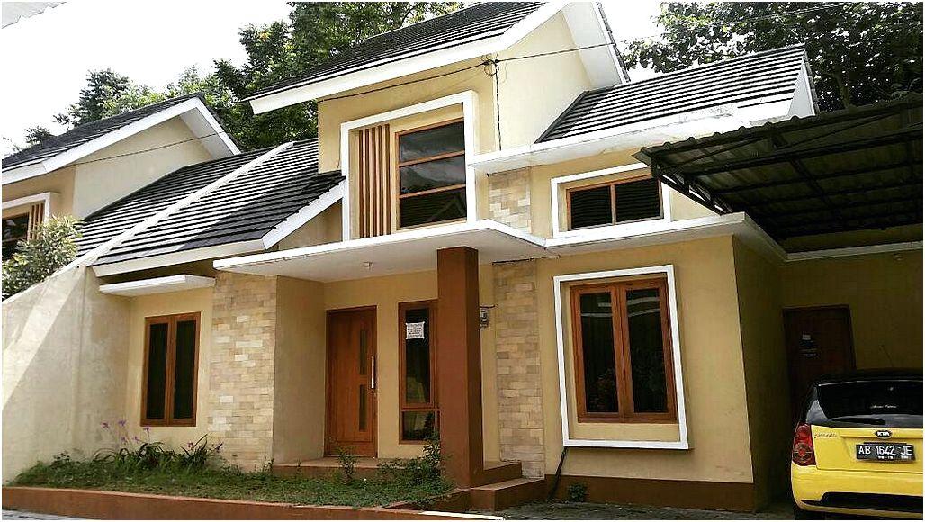 Model Rumah Minimalis 2 Lantai Sangat Sederhana Unik Terbaru