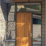 Pintu rumah utama gaya modern