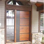 Pintu utama rumah minimalis terbaru terlengkap
