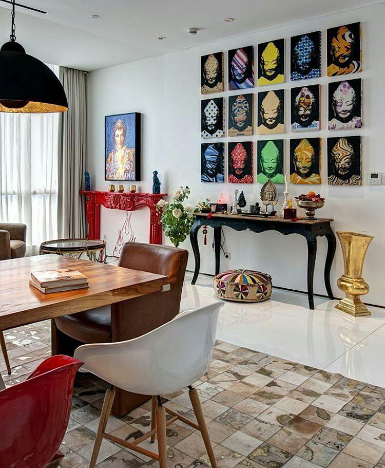 Ruang Makan Minimalis Modern Menyatu Dengan Ruang Keluarga 2019