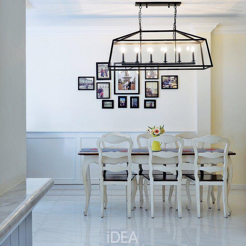 Ruang Makan Minimalis Modern Menyatu Dengan Ruang Keluarga Unik Modern