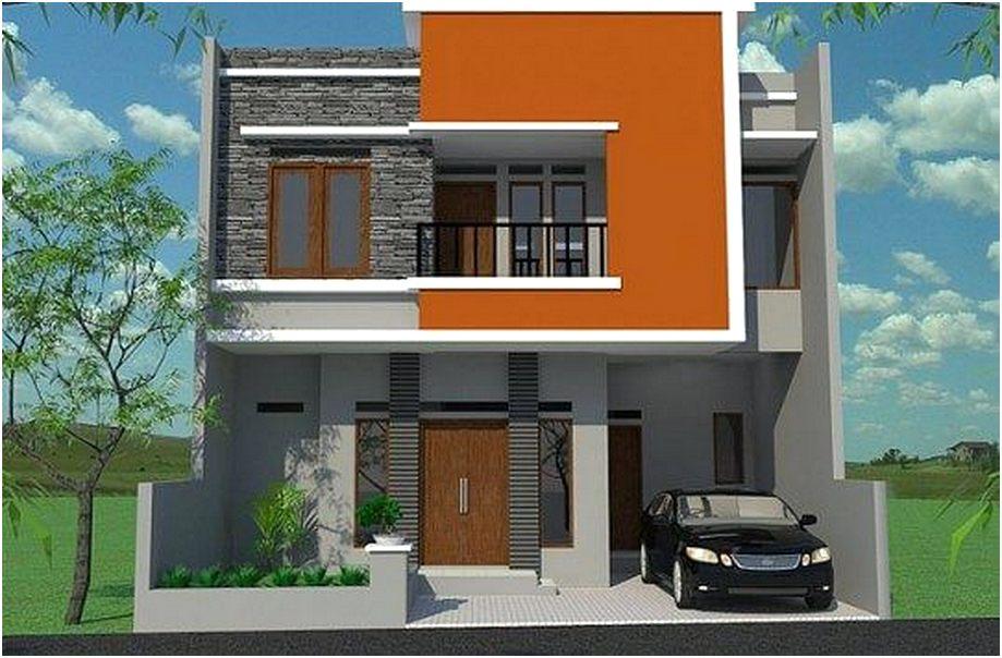Rumah Minimalis 2 Lantai Type 45 Terbaru
