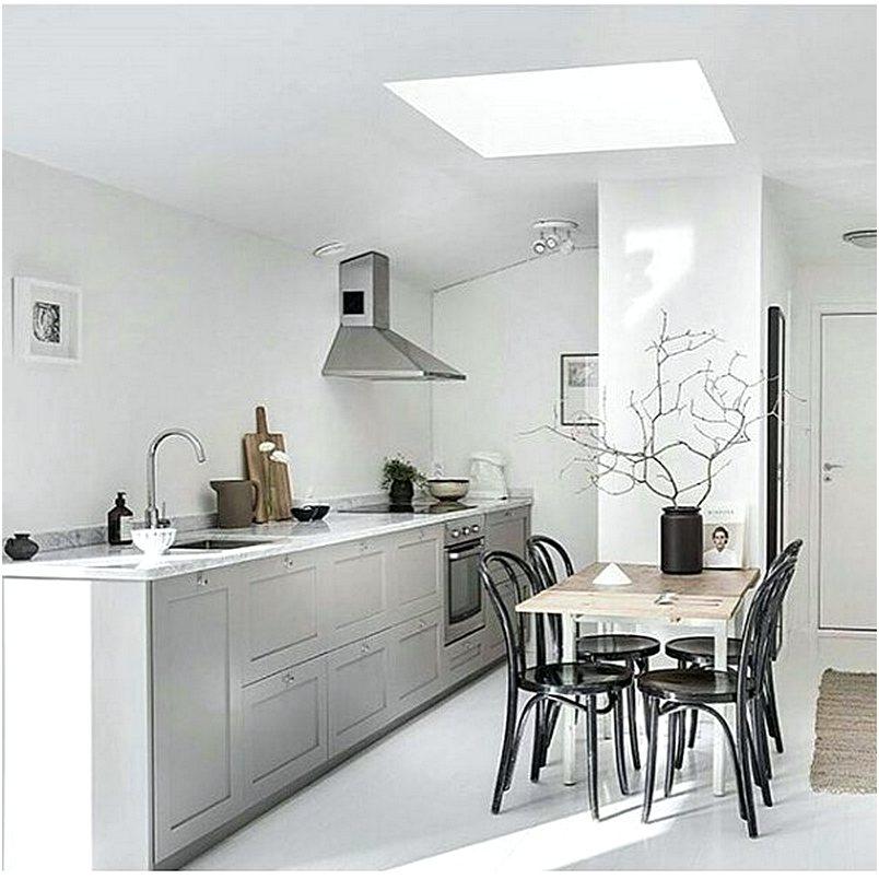 Desain Dapur Dan Ruang Makan Sempit Terbaru