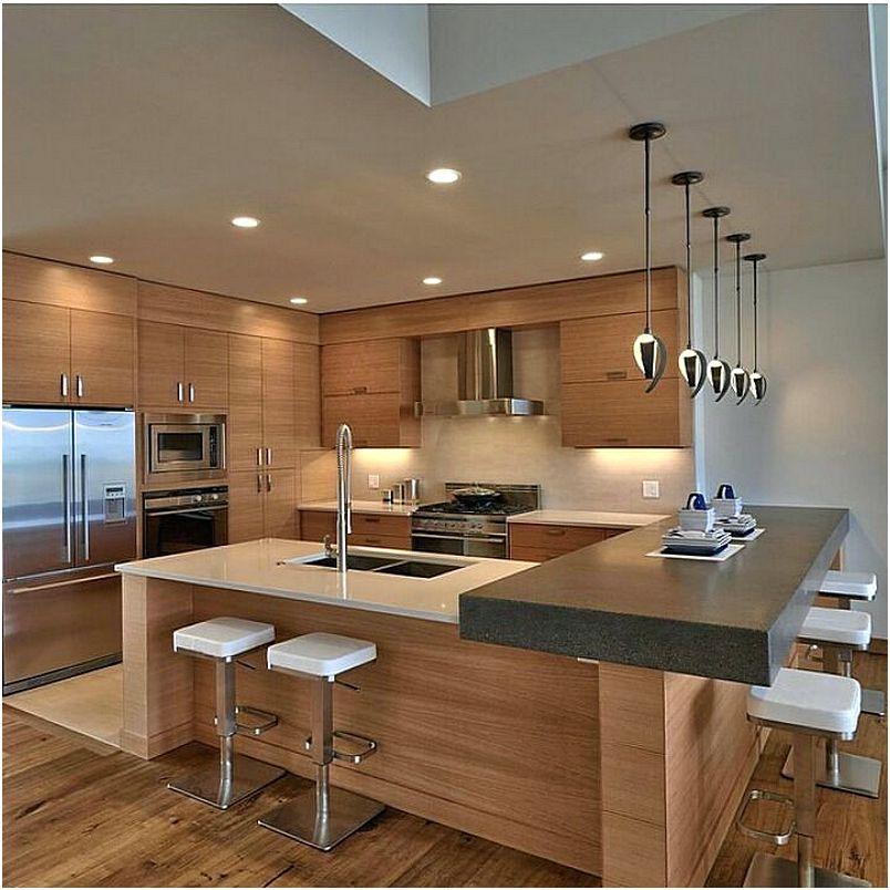 desain dapur ruang sempit