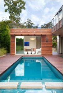 24 desain kolam renang rumah minimalis terbaru   dekor rumah