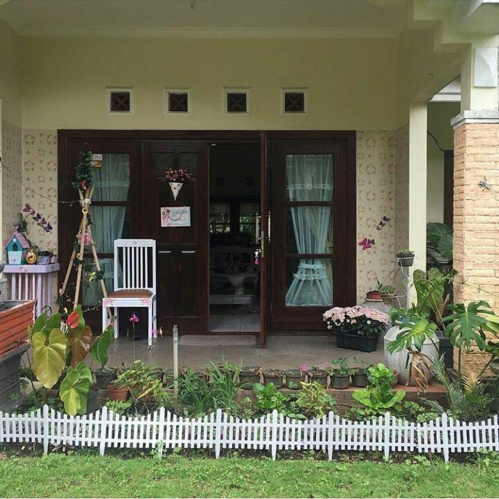 Gambar Teras Di Samping Rumah model rumah leter l model rumah terbaru model rumah terbaru