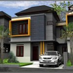 Contoh Rumah Minimalis 2 Lantai Modern