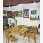 Desain Ruang Tamu Minimalis Klasik Kursi Kayu Klasik