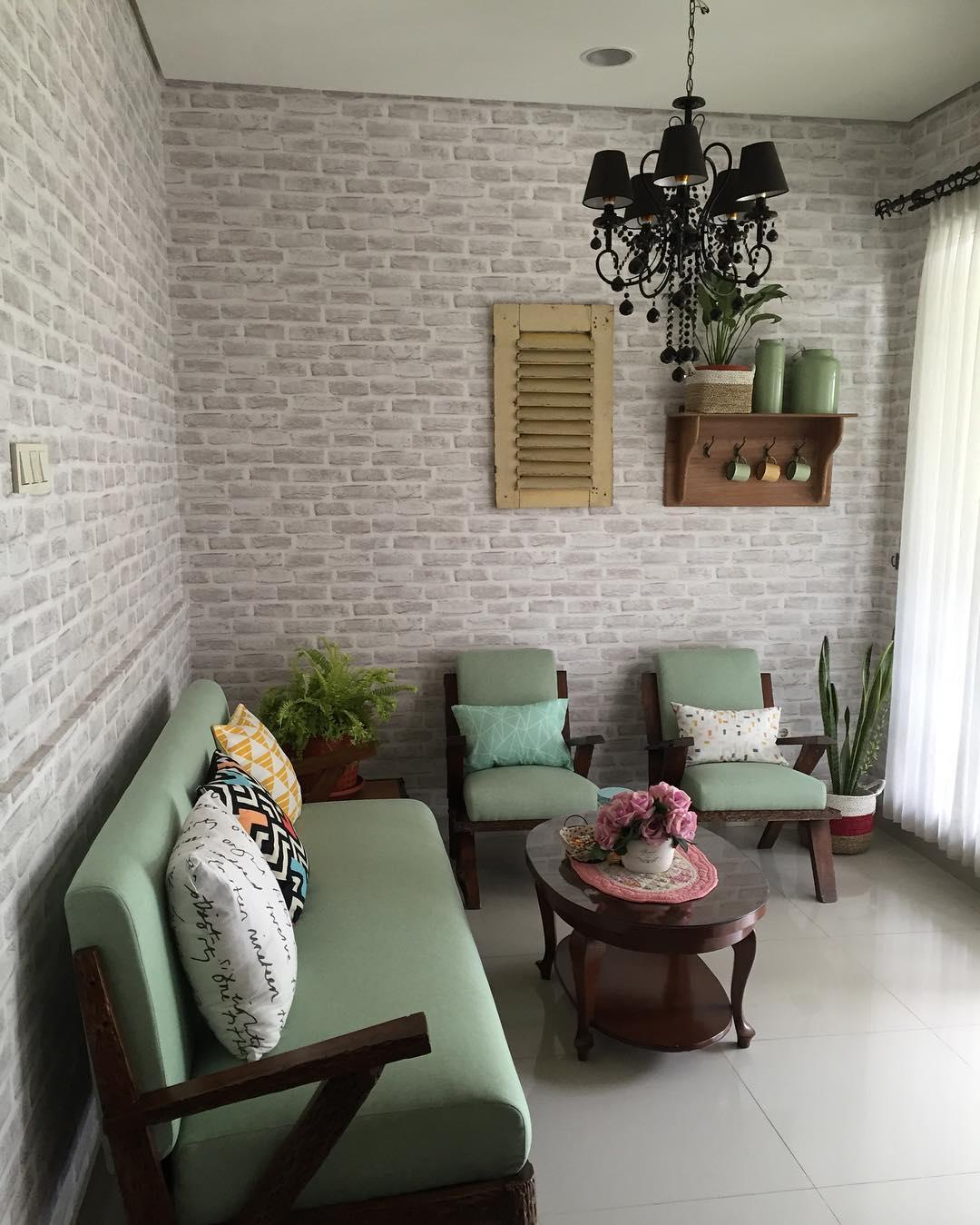 Desain Wallpaper Rumah Minimalis Aoi House