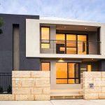 Desain Rumah Minimalis 2 Lantai Elegan