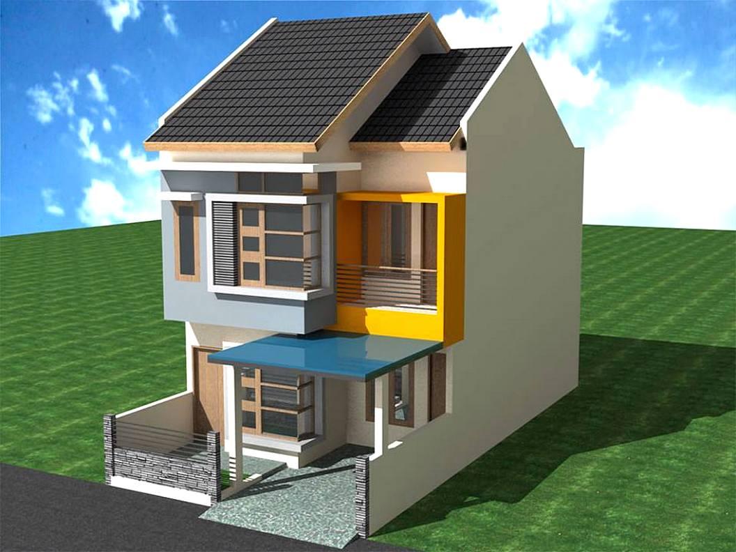 36 Desain Rumah Minimalis 2 Lantai