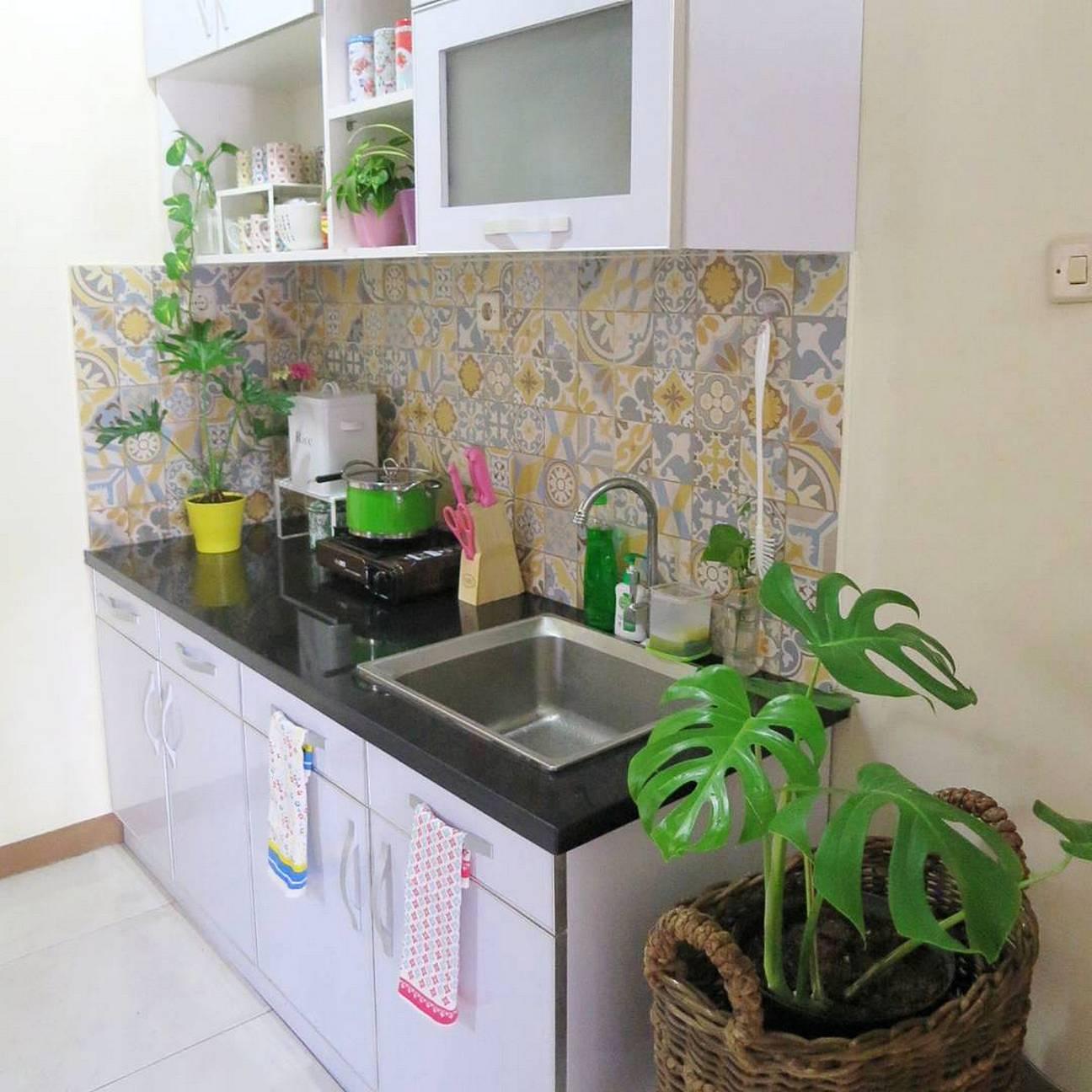31 Model Keramik Dinding Dapur Minimalis Terbaru 2019 Dekor Rumah